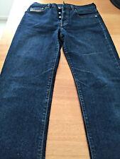 DIESEL ITALY Women's Jeans Size 29