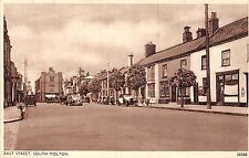 POSTCARD   DEVON   SOUTH  MOLTON   East  Street      RP