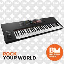Native Instruments Komplete Kontrol S-Series S61 MK2  USB Controller Keyboard