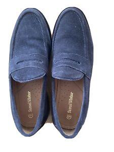 Samuel Windsor Brown Shade Loafers Size 9