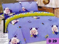 Linge de lit et ensembles en satin de coton 200 cm x 200 cm