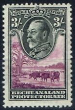 Bechuanaland Single Stamps