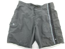 *QUICKSILVER* SIZE XXL(36)  MEN'S LINED SWIMMING SHORTS