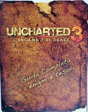 ALLEGATO GUIDA GIOCHI PS3 PLAY GENERATION UNCHARTED 3 INGANNO DI DRAKE
