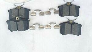 Rear Brake Pads For Audi A4, A6, S6, Volkswagen, Passat, Jetta, Beetle, Quattro