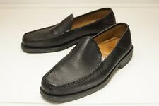Allen Edmonds Conway US 7.5 D Black Loafers Men's