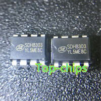 5pc New SDH8303 8303 Power Management IC Chip Inline DIP8