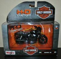 MAiSTO MOTOR Harley-Davidson Cycles Series 35 Motorcycle Plastic Toy 1:18
