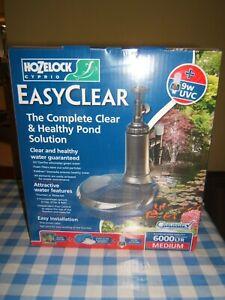 Hozelock Easyclear 6000 3 in 1 pond pump