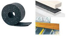 Gummigranulat Unterlage für Terrassendielen Holzfliesen Terrassenunterlage Rolle