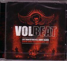 CD (NEU!) VOLBEAT Live from beyond Hell/Above Heaven (rec 2010 Copenhagen mkmbh