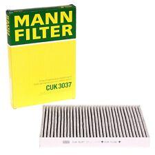 Mann Filter CUK 3037 Innenraum Filter Pollenfilter Aktivkohlefilter Audi SEAT