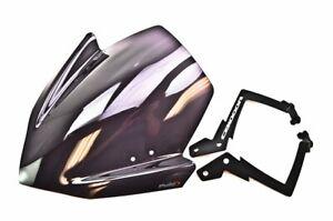 11-15 Honda CB1000R Puig Naked New Generation Windscreen, Dark Smoke  5645F