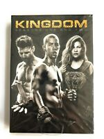 Kingdom Season 1 + 2 Series One Two First Second Region 1 DVD Boxed Set