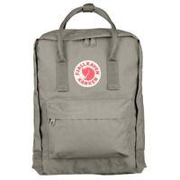 Fjällräven Kanken Rucksack Schule Sport Freizeit Tasche Backpack fog 23510-021