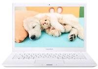 "NEW ASUS ImagineBook 14"" FHD Intel M3 3.4GHz 128GB SSD 4GB RAM Webcam Mic Win 10"