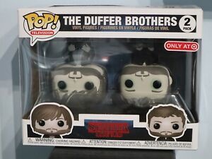Funko Pop! - THE DUFFER BROTHERS (Upside Down) - Stranger Things - Target Exc[3]