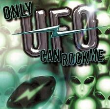 Various ‎– Only UFO Can Rock Me - A Tribute To UFO - Store for Musik- CD (2001)
