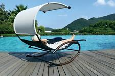 PARADISE SUN LOUNGER 2 PERSON OUTDOOR DAY BED, LOUNGER, PATIO, GARDEN CHAIR POOL
