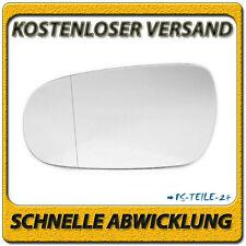 spiegelglas für HONDA ACCORD VII 1998-2003 links asphärisch fahrerseite
