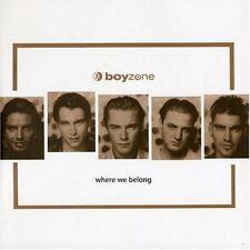 Boyzone: Where We Belong