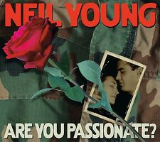 NEIL YOUNG - ARE YOU PASSIONATE ? - CD COME NUOVO REPRISE 2002