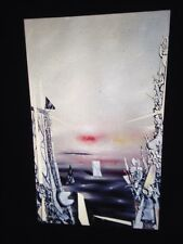 """Yves Tanguy """"Fear 1949"""" French Surrealism Glass 35mm Art Slide"""