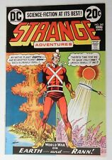 Adam STRANGE ADVENTURES #242 - DC 1973 NM Vintage Comic