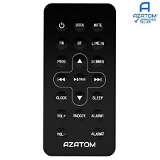AZATOM Home Hub Remote Control for speaker speakers docking station NEW
