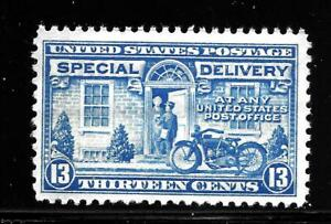 HICK GIRL-MINT N.H. U.S. SPECIAL DELIVERY SC#E17  ISSUE 1944   X156