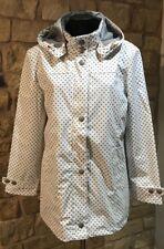 Betty Kay Ladies Coast Collection Spring Jacket Coat Size 12,14,16,18 White