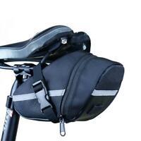 Satteltasche Radtasche Fahrrad Tasche leicht schwarz Werkzeugtasche wasserdicht