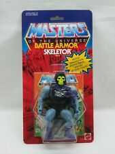 MOTU,Commemorative BATTLE ARMOR SKELETOR,MOC,Masters of the Universe,He-Man