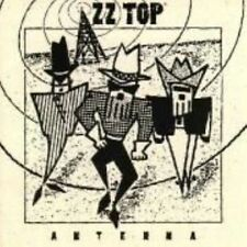 ZZ Top - Antenna CD Album 1994 Near MINT UK Delivery