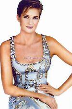 mm561 - Princess Diana wearing a beaded dress - photograph 6x4