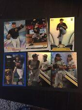 Pittsburgh Pirates Card Lot Clemente, Swaggerty, Burdi, Keller, Hayes +