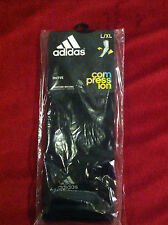 ADIDAS TECHFIT COMPRESSION ARM WARMERS, BNWT, SIZE L/XL rrp £19.99