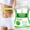 100% Pure Moringa Oleifera Fine Leaf Extract 10,000mg serving Natural Capsules