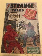 Strange Tales # 111 - 2nd Dr. Strange Good HTF CGC It Marvel Movie 1st App