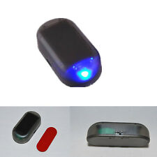 Auto Car Solar Energy Dummy Security Anti-theft Warning Flash Alarm LED Light