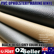 Faux leather vinyl fabric Grained Leatherette Auto Boat Upholstery Materials
