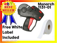 Genuine New Monarch 1131 01 Price Gun Authorized Dealer With Extra White Label