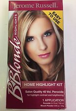 jerome russell B Blonde Highlight Kit, 3.5 Ounce