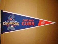 2016 Chicago Cubs World Series Champions MLB Baseball Pennant