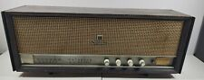 Vintage JVC Delmonico Vacuum Tube Radio Model FMS-413U For Parts Or Repair