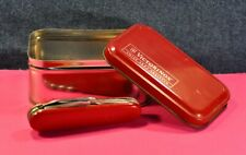 """VICTORINOX""    RED  MULTI-TOOL FOLDING POCKET SWISS ARMY KNIFE c.1978's"