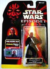 Star Wars 1998 Modern Style Darth Darth Maul Sith Apprentice V2 ~ Commtech Chip