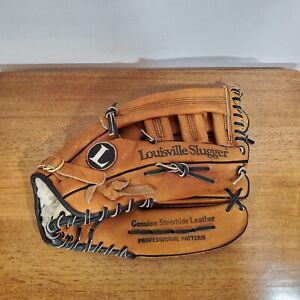 """Louisville Slugger LF1300 13"""" Baseball Mitt RHT Right Hand Throw Leather Glove"""