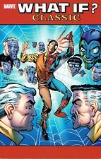 What If ? Classic:Volume 7 by Peter Gillis 2011 Soft Cover Marvel Graphic Novel
