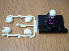 Axial SMT10 Grave Digger Interior Body Figure Glow In the Dark Helmets AXI03019